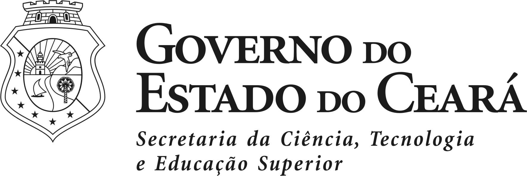 Logos Secretaria Da Ciencia Tecnologia E Educacao Superior
