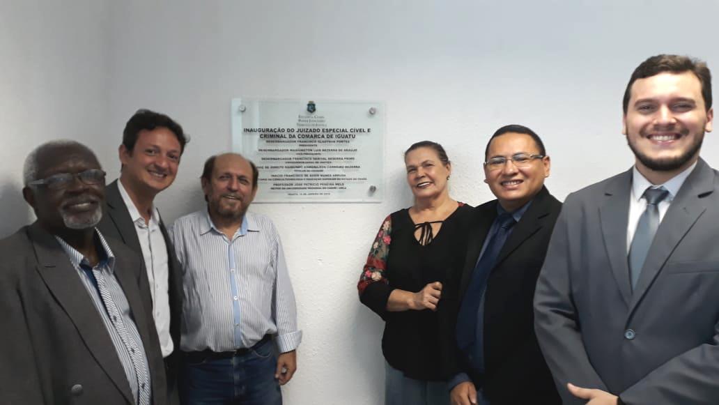 Campus Multi-institucional Humberto Teixeira passa a abrigar Juizado Especial