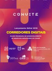 Negócios inovadores: edital do programa Corredores Digitais será lançado nesta sexta (5/7)