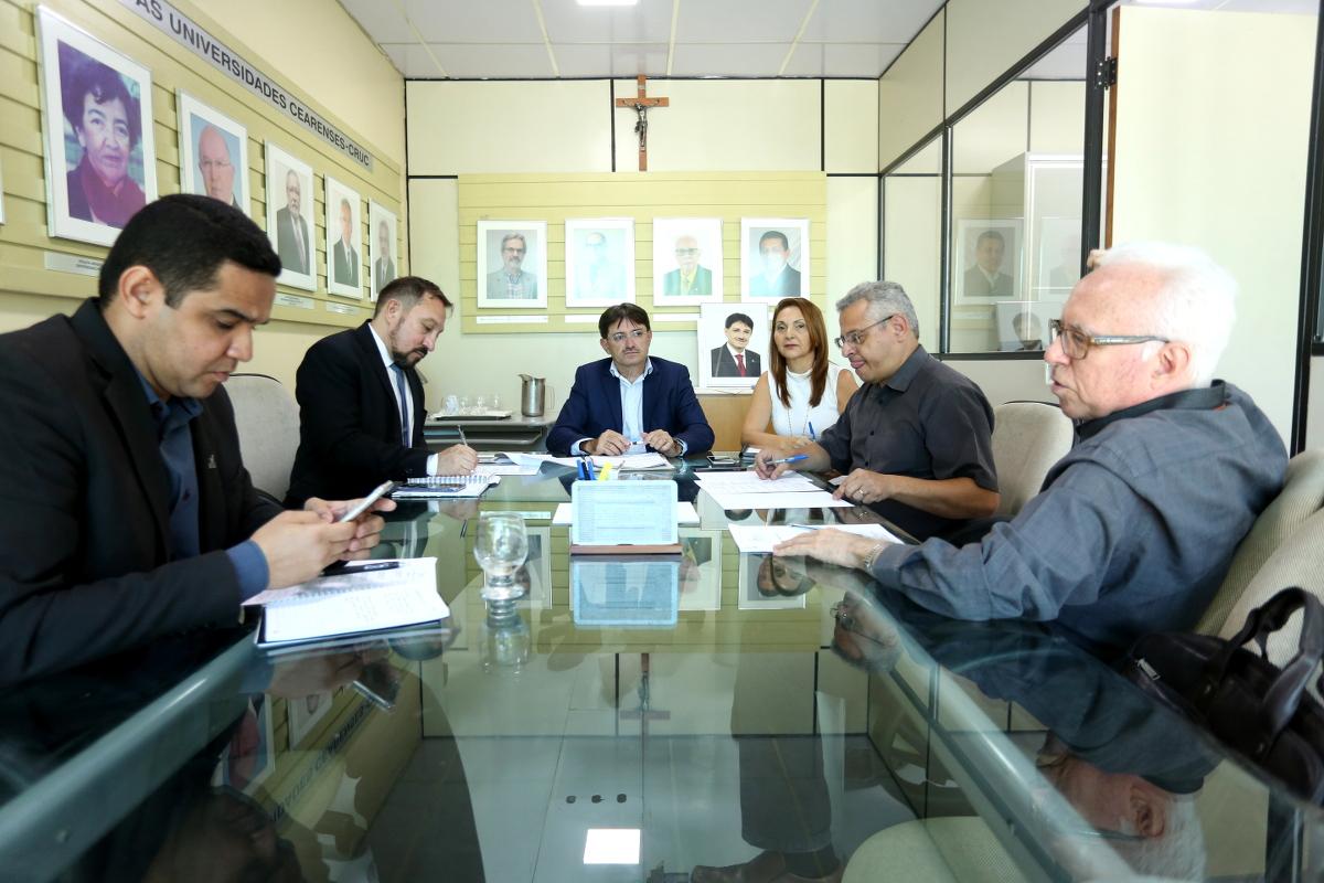 Reitores elegem novos dirigentes do CRUC