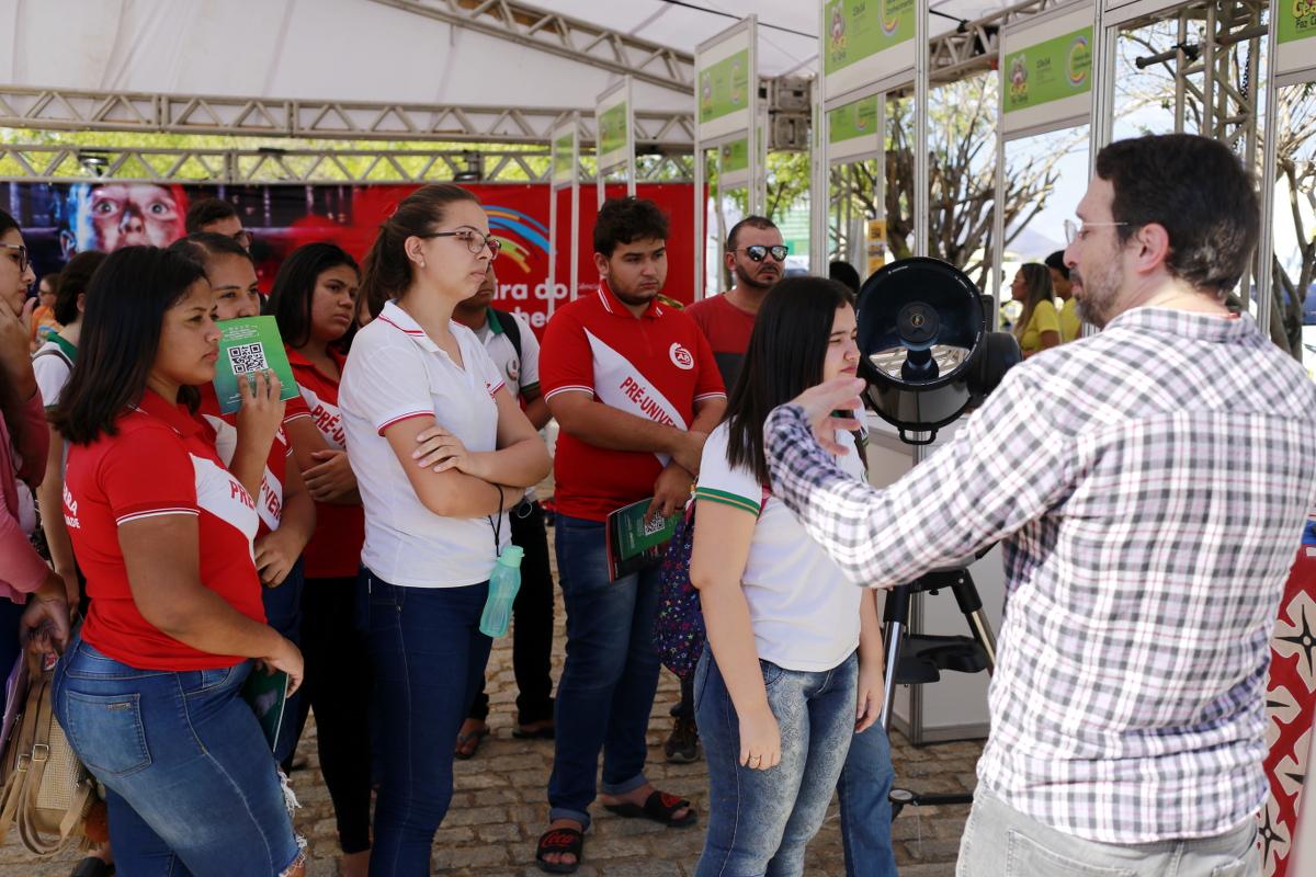 #FdCR – Primeiro dia de atividades movimenta região do Sertão Central cearense