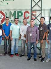 Estudantes da Universidade do Trabalho Digital visitam o MPCE