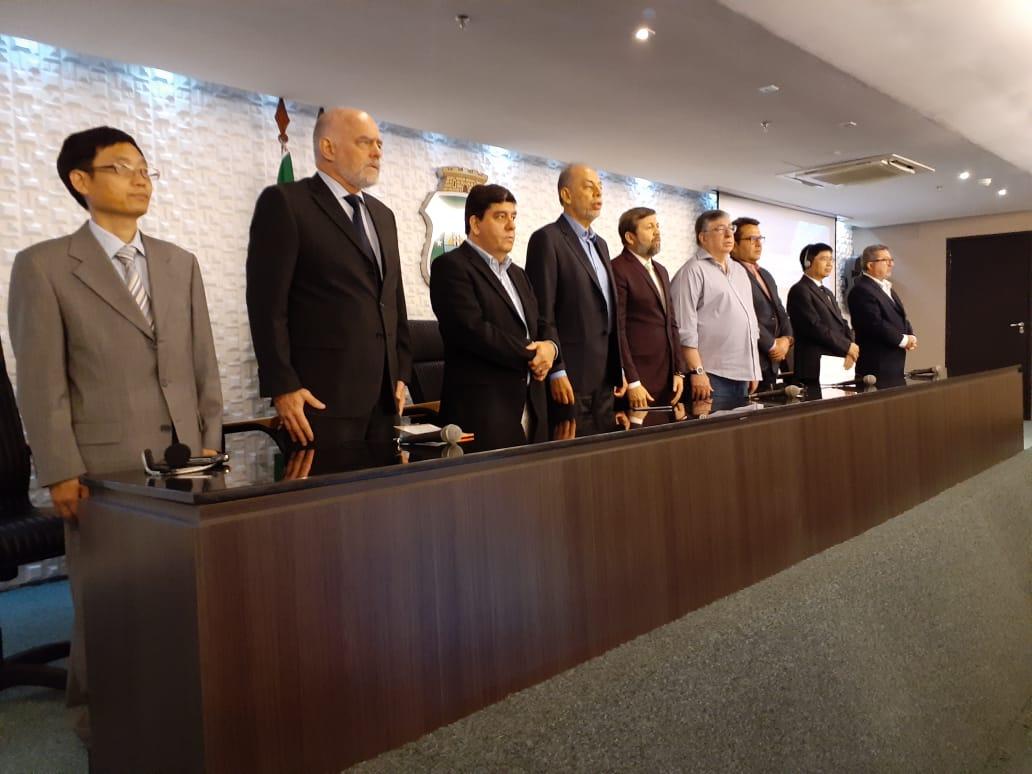 Fórum China-AL de Inovação e Tecnologia segue com programação no Palácio da Abolição