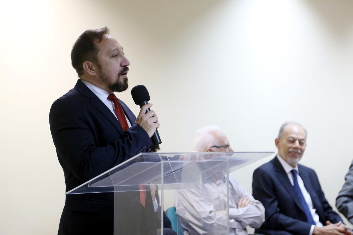 Reitor da URCA é empossado Presidente do CRUC