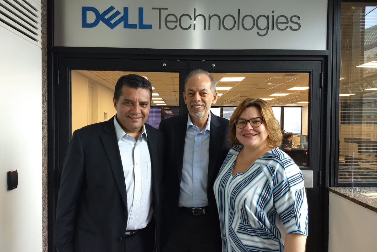 Inácio trabalha para fortalecer presença da Dell no Ceará