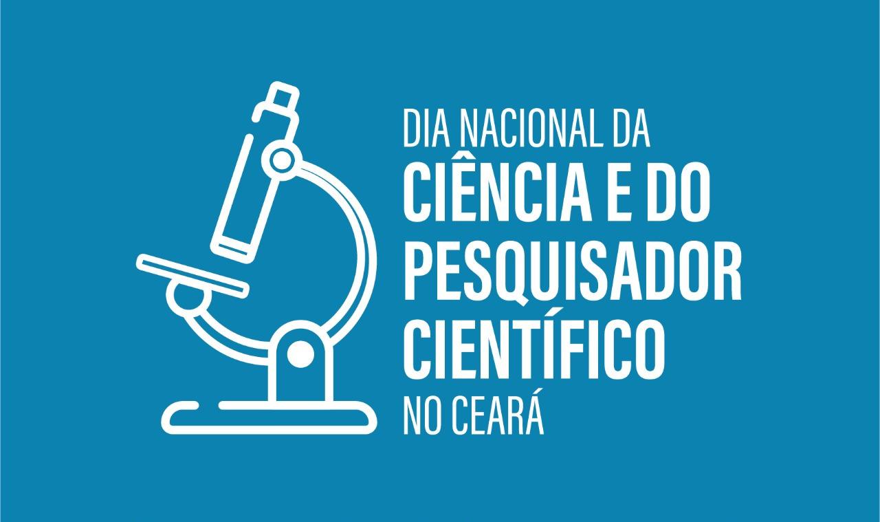 08 de julho – Dia Nacional da Ciência e do Pesquisador Científico