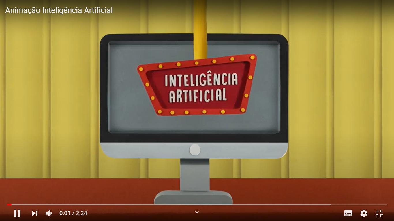 Secitece lança animação para explicar Inteligência Artificial