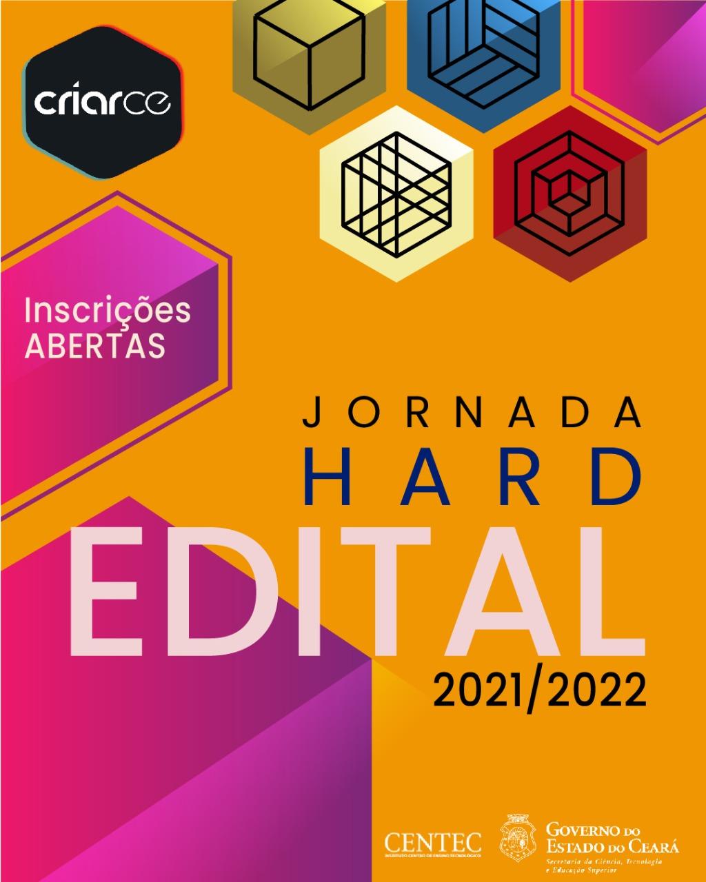 Abertas as inscrições para o Programa de Aceleração de Hardware do CriarCE
